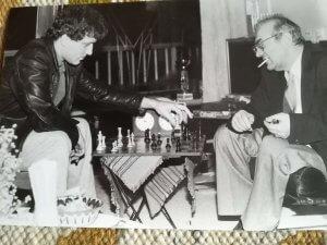 Andere tijden: Murdoch Mac Lean en Victor Korchnoi